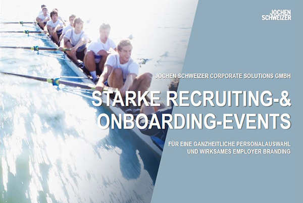 Recruiting- & Onboarding-Events